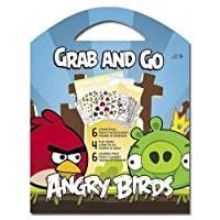 Angry Birds Grab and Go Activity Set [並行輸入品]