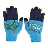 ATHLETA(アスレタ)フィールドニットグローブ 大人用 サッカー フットサル 防寒アクセサリー 手袋 サックス 05190 FSA F