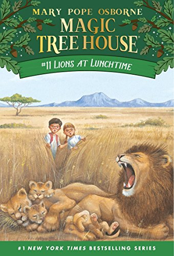 Lions at Lunchtime (Magic Tree House (R))の詳細を見る