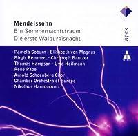 Midsummer Nights Dream / Die Erste Walpurgisnacht by HARNONCOURT / COE / SCHONBERG CHOR (2011-02-22)