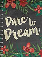 2018 Dare to Dream Weekly Planner [並行輸入品]