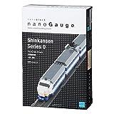 ナノブロック nanoblock ナノゲージシリーズ トレインコレクション 0系新幹線 nGT-001