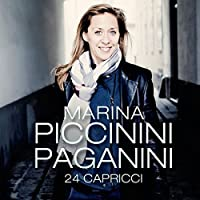 24 Caprices Op. 1 by Marina Piccinini: (2014-03-11)