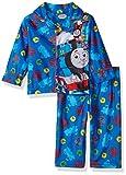 Thomas the Train Baby Boys 2-Piece Pajama Coat Set Little Engine Blue 24M [並行輸入品]