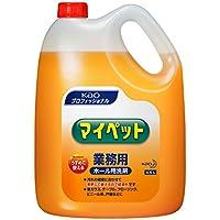 【業務用マルチクリーナー】マイペット 4.5L(花王プロフェッショナルシリーズ)