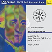 Vol. 19-Auryn Series Haydn-Op. 74
