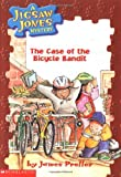 The Case of the Bicycle Bandit (Jigsaw Jones Mystery)