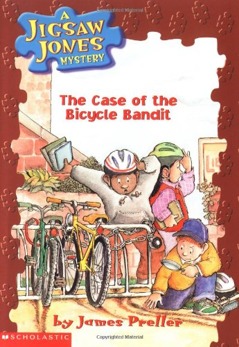 The Case of the Bicycle Bandit (Jigsaw Jones Mystery)の詳細を見る
