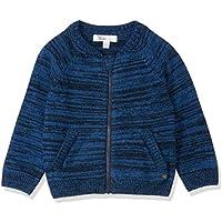 Bebe Baby Felix Knit Zip Cardigan