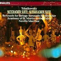 Tchaikovsky: Nutcracker Suitte, Serenade for Strings (1990-10-25)