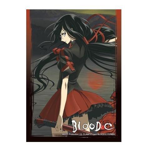 キャラクタースリーブコレクション BLOOD-C 「更衣 小夜」