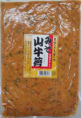 みそ山牛蒡 ( 青唐辛子入り )  1kg×15P 業務用 惣菜