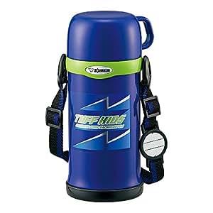 象印 ( ZOJIRUSHI ) 水筒 コップつき ステンレスボトル 600ml ブルー SC-MC60-AA
