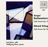 Cello Sonata in G Minor / Cello Sonata in a Minor