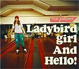 Ladybird girl 画像