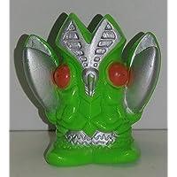 円谷 ウルトラ怪獣 指人形 バルタン星人2代目 (黄緑)