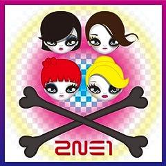 2NE1「LONELY」のジャケット画像