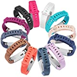 GinCoband 12PCS Fitbit Alta HR bands,Classic Replacement bands for Fitbit Alta HR and Fitbit Alta