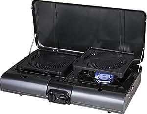 イワタニ テーブルトップ型BBQグリル フラットツイングリル CB-TBG-1