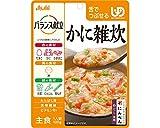 バランス献立 かに雑炊 100g 188403 (アサヒグループ食品) (食品・健康食品)