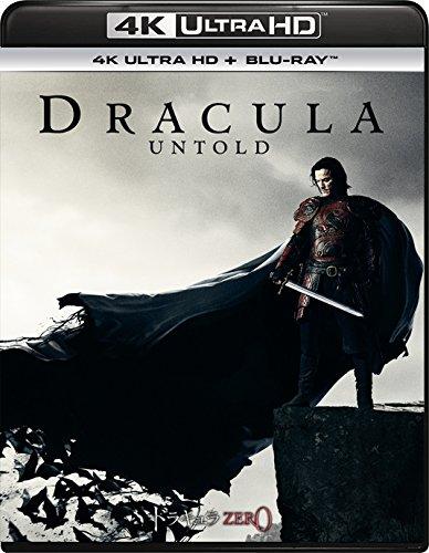 ドラキュラZERO (4K ULTRA HD + Blu-rayセット) [4K ULTRA HD + Blu-ray]