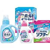 ギフト工房 香りプレミアムボールドギフトセット(液体・洗剤・洗濯・柔軟剤)