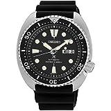 セイコー Seiko SRP777 Automatic Diver Black Rubber Strap 45mm Watch [並行輸入品]