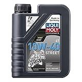 LIQUI MOLY リキモリ Motorbike 4T Synth 10W-40 Street 〈4サイクル用エンジンオイル〉 1L 1755