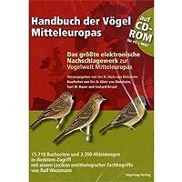 Handbuch der Vögel Mitteleuropas. CD-ROM