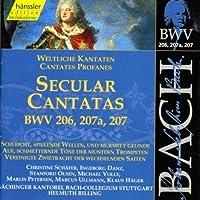 Bach:Secular Cantatas Bwv206/7