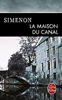 La Maison Du Canal (Ldp Simenon)