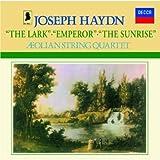 ハイドン:弦楽四重奏曲 第67番《ひばり》・第77番《皇帝》・第78番《日の出》