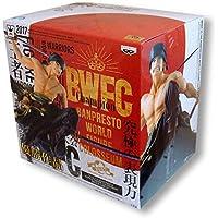 ワンピース フィギュア BANPRESTO WORLD FIGURE COLOSSEUM 造形王頂上決戦 vol.1ロロノア・ゾロノーマルカラー