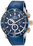 [エドックス]EDOX 腕時計 クロノオフショア1 クロノグラフ 10221-357RBU3-BUIR3 メンズ 【正規輸入品】