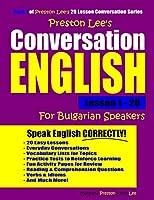 Preston Lee's Conversation English For Bulgarian Speakers Lesson 1 - 20
