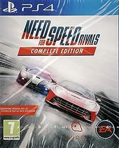 Need For Speed Rivals ニード フォー スピード ライバルズ (輸入版) - PS4 [並行輸入品]