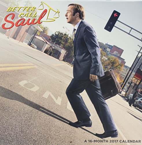 Better Call Saul 2017 Calendar