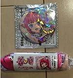 プリパラ そふぃ プライズ タオルハンカチ & 缶バッジ セット