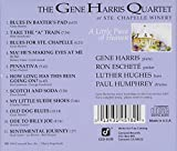 THE GENE HARRIS QUARTET/A LITTLE PIECE OF HEAVEN 画像