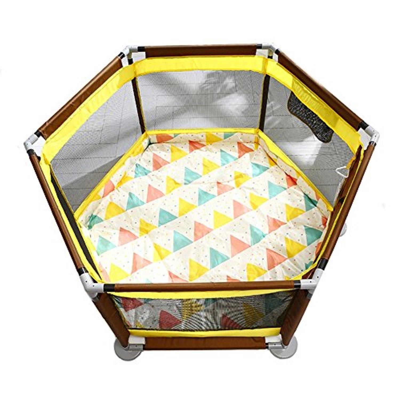 パッドとボール、屋内屋外の安定した子供たちの幼児の子供のヘビーデューティフェンス (色 : Style-4)