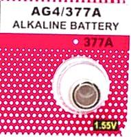 DCMA 【 1 個 】特殊 ボタン 電池 AG13 LR44 L1154 357A 時計 キーレス 補聴器 デジタル サイクル アクセサリ