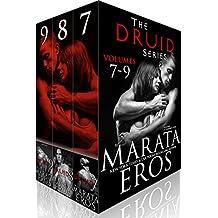 The Druid Series Boxed Set (Volumes 7-9): Dark Paranormal Vampire Reverse Harem Romance