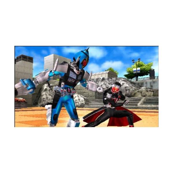 仮面ライダー 超クライマックスヒーローズ - PSPの紹介画像2
