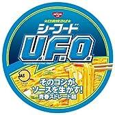 日清 焼そばU.F.O. シーフード 120g (4入り)