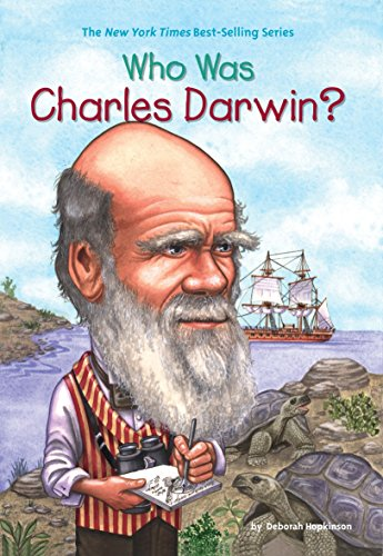 Who Was Charles Darwin? (Who Was?)の詳細を見る