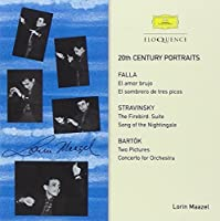 Falla/Bartok/Stravinsky: 20th