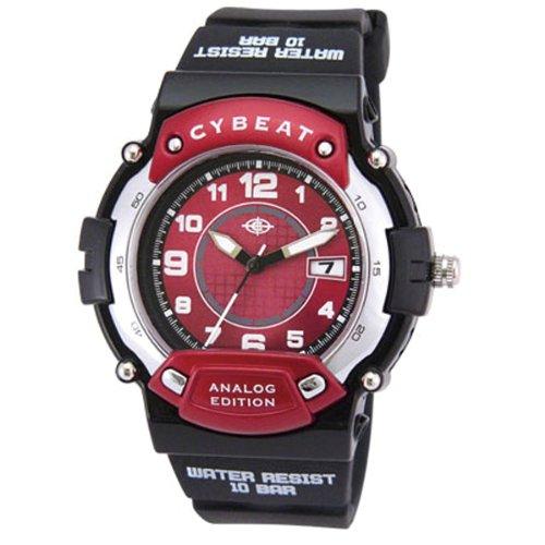 [J-アクシス]J-AXIS 腕時計 CYBEAT サイビート メンズアナログスポーツ CAN01-BK メンズ