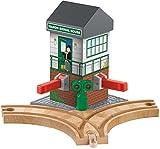 きかんしゃ トーマス 木製 レール シリーズ マロン駅のライト&サウンド信号 BCX89