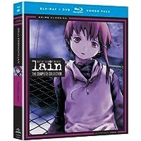 シリアルエクスペリメンツ・レイン コンプリートシリーズ 北米版 / Serial Experiments Lain: Complete Series Classic