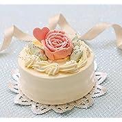 バタークリームケーキ 4号  誕生日ケーキ 贈り物に